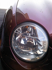 we clean headlights